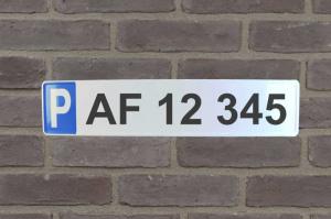 privat-p-plads-pa-mur-registreringsnumme
